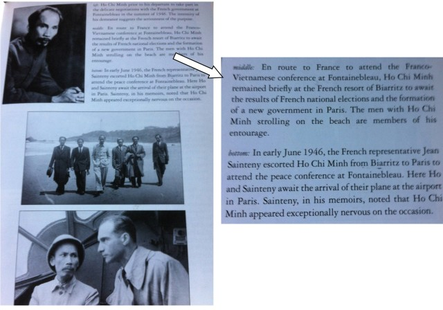 hcm in france 1946 by william duiker