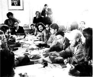 Cuộc họp tại Pháp với VC 1970 có John Kerry tham dự